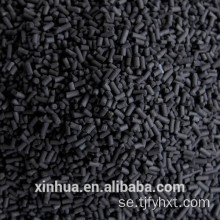 ZL30 Cylindrical Activated carbon för desulfurization